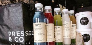 Pressed & Co. Juice Bar