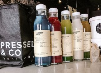 Pressed & Co. Juice Bar
