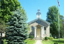 Ancaster old town hall