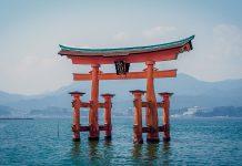 Itsukushima Shrine, Hatsukaichi-shi, Japan