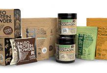 Full range of paleo protein