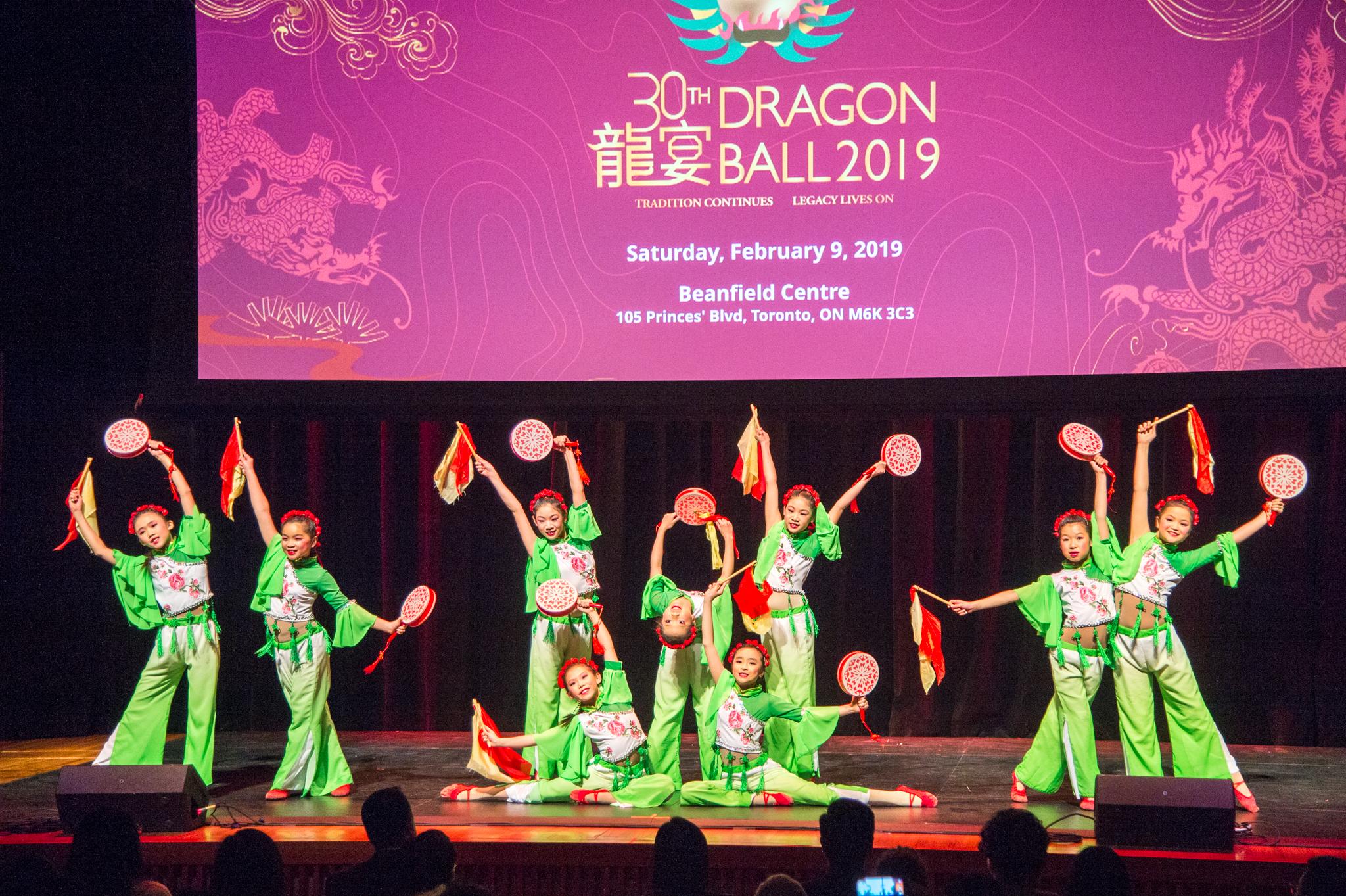Dragon Ball Performances