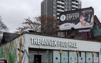 Annex Food Hall