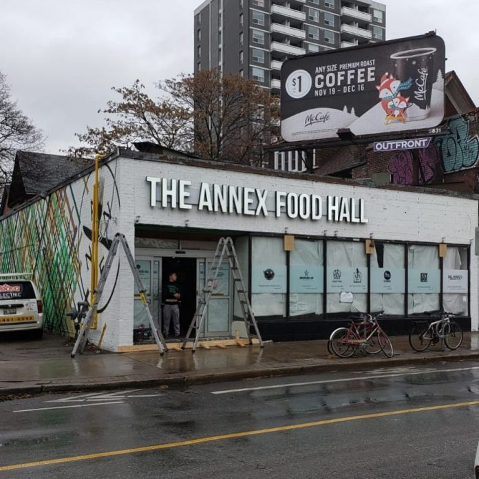 Annex Food Hall