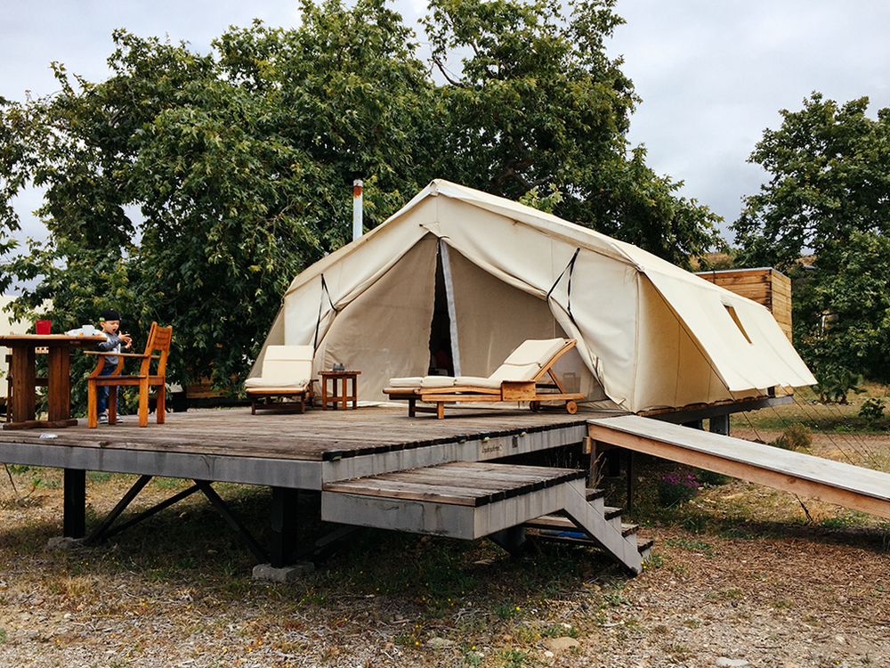 Glamping Girls Trips Ideas That Are Better Than Vegas - DINE