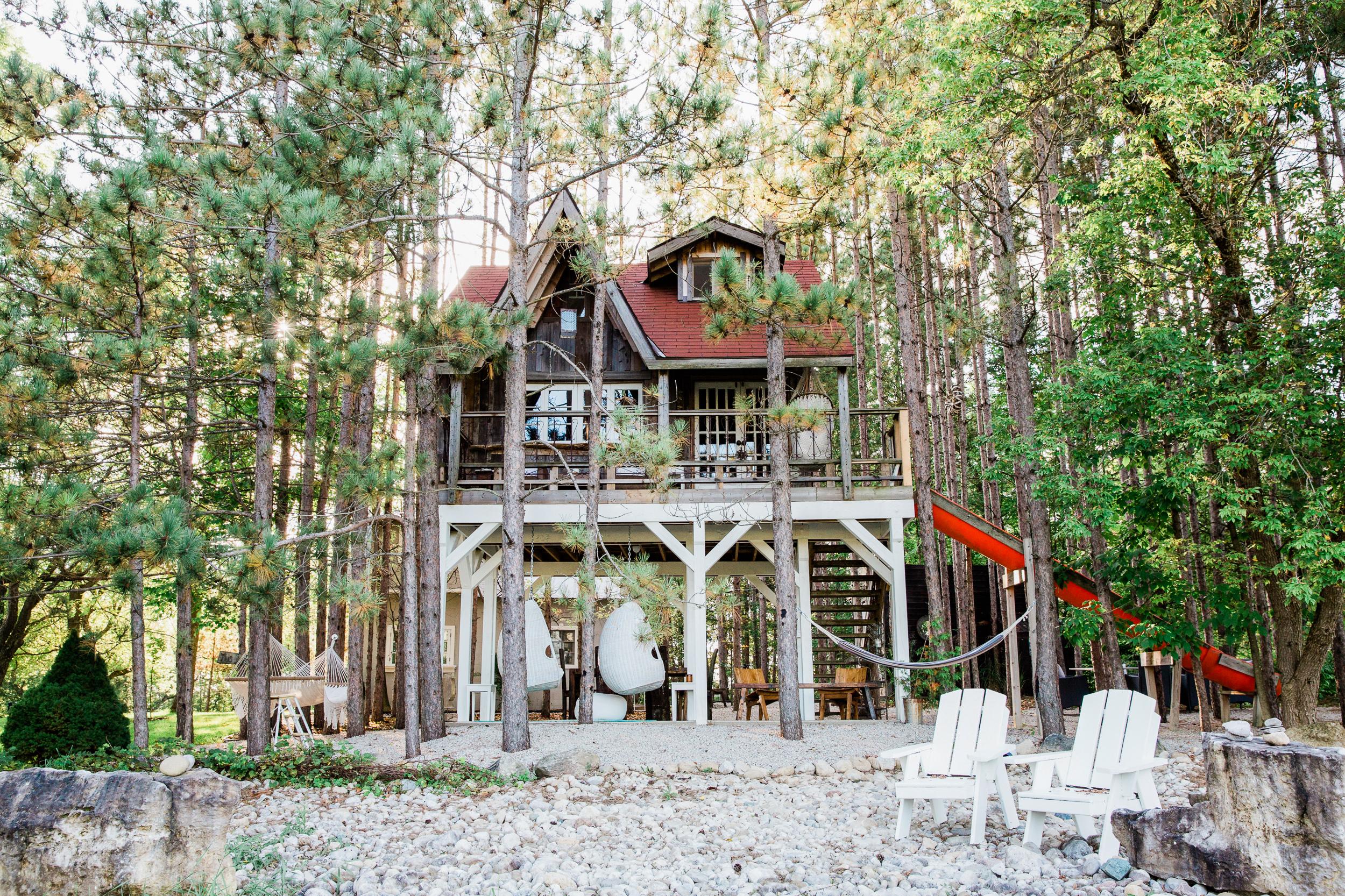 Lynn Knowlton's Treehouse