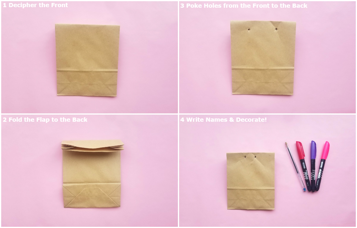Bag Instructions