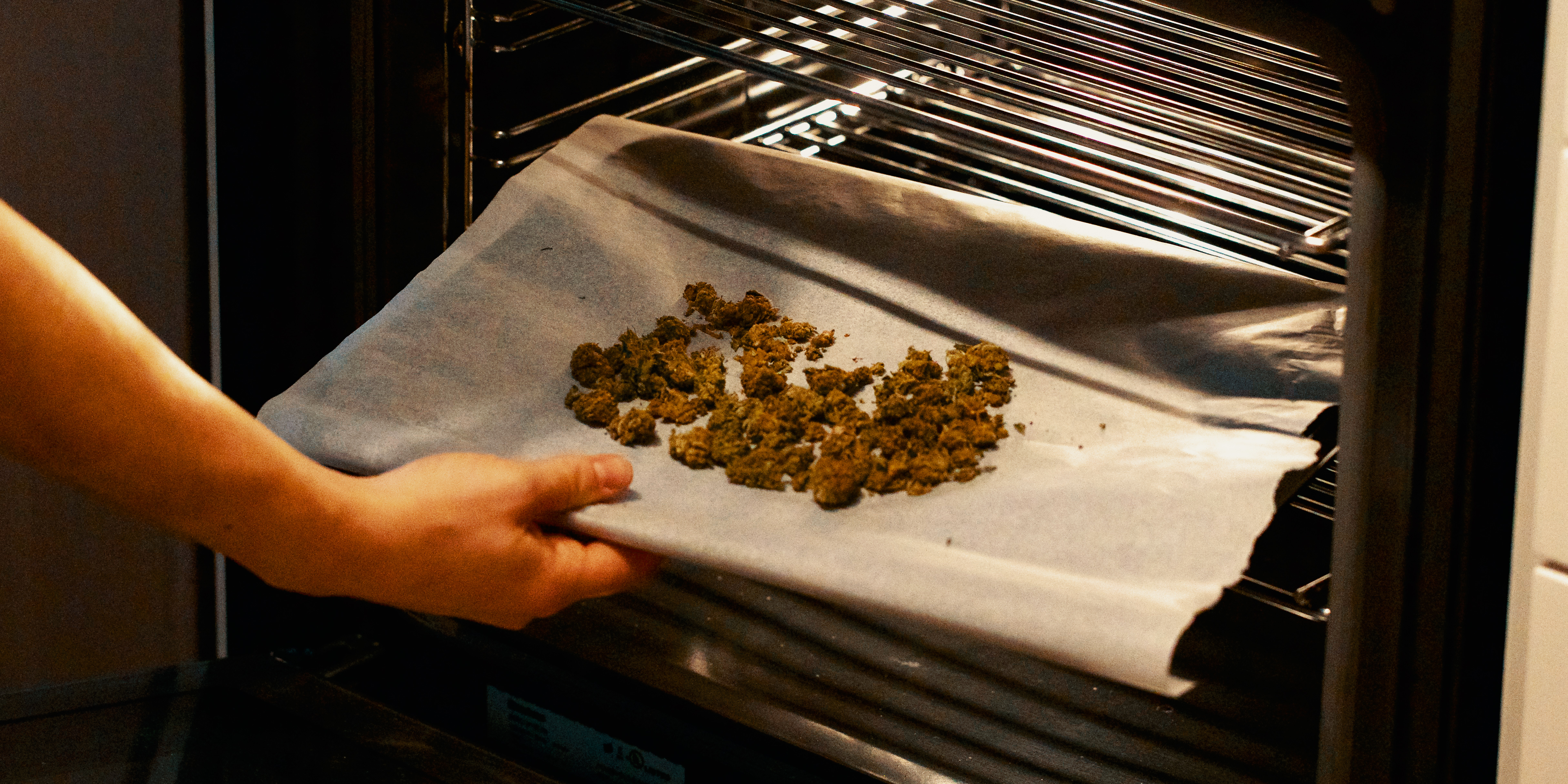 Decarboxylating in the Oven