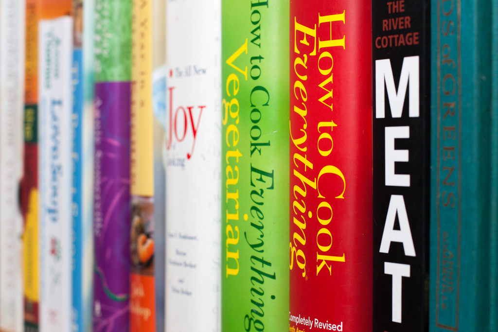 Allrounder Cookbooks