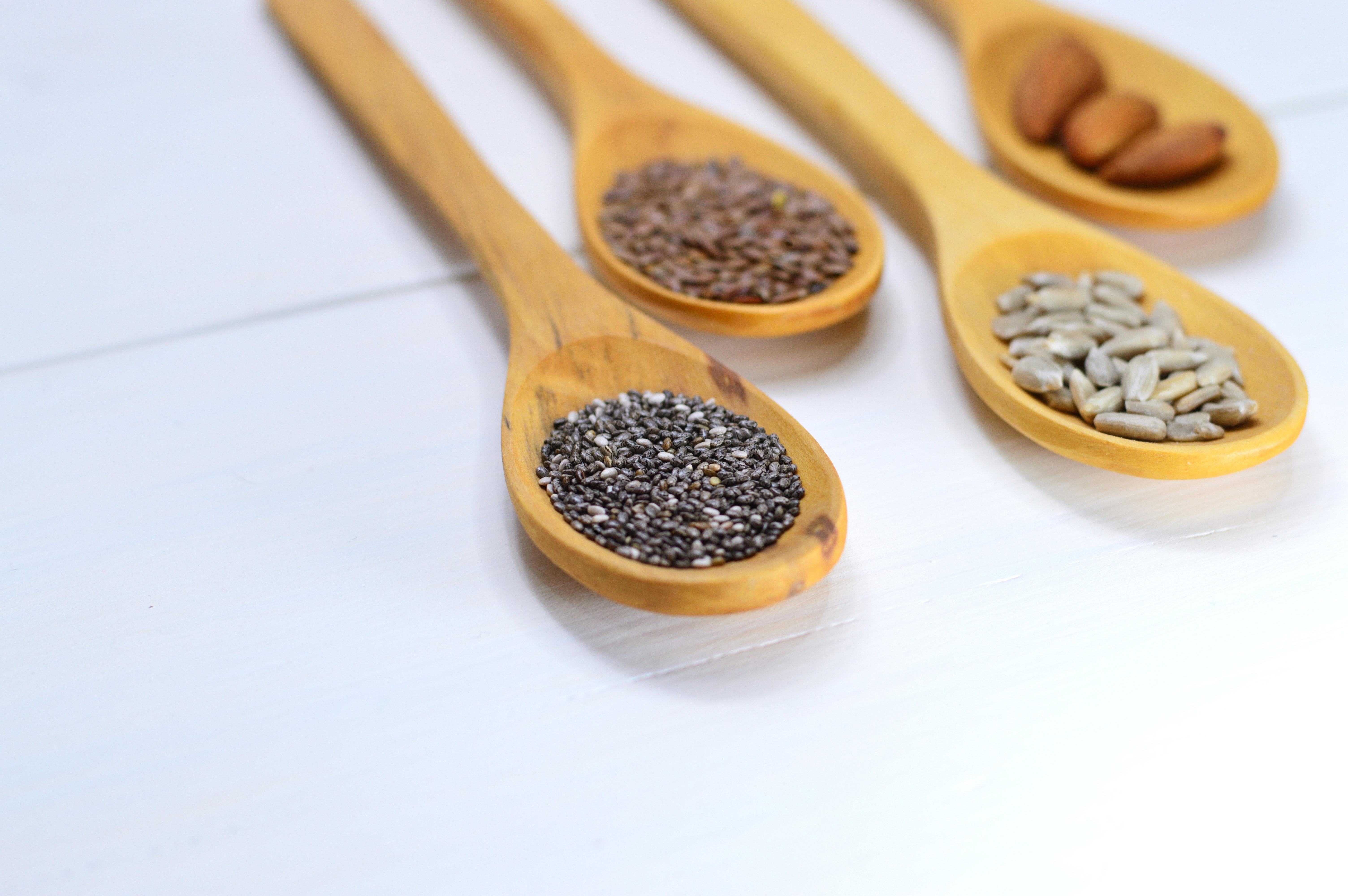 Seeds. Source: Pexels.