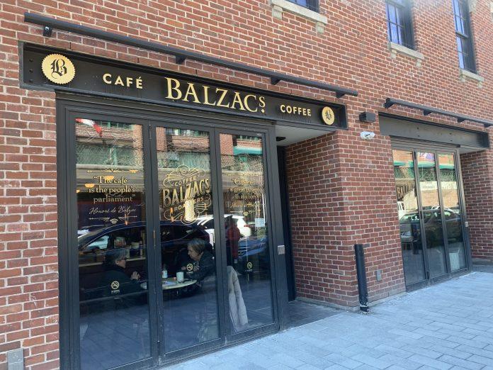 Balzac's Coffee Roasters