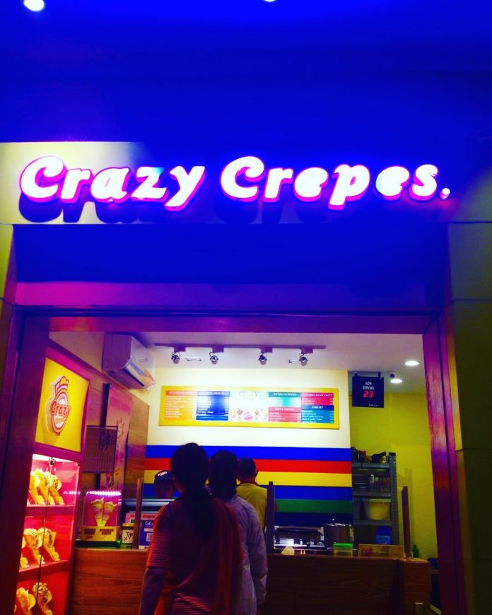 Crazy Crepes