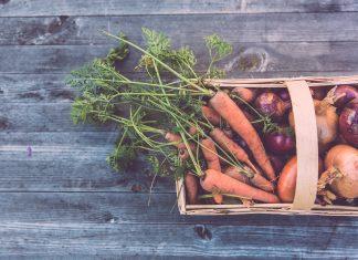 Spring vegetables. Source: Unsplash.