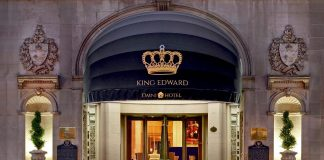 Omni King Edward Hotel