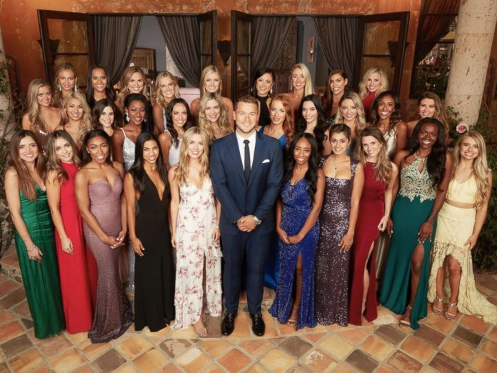 Colton and his contestants