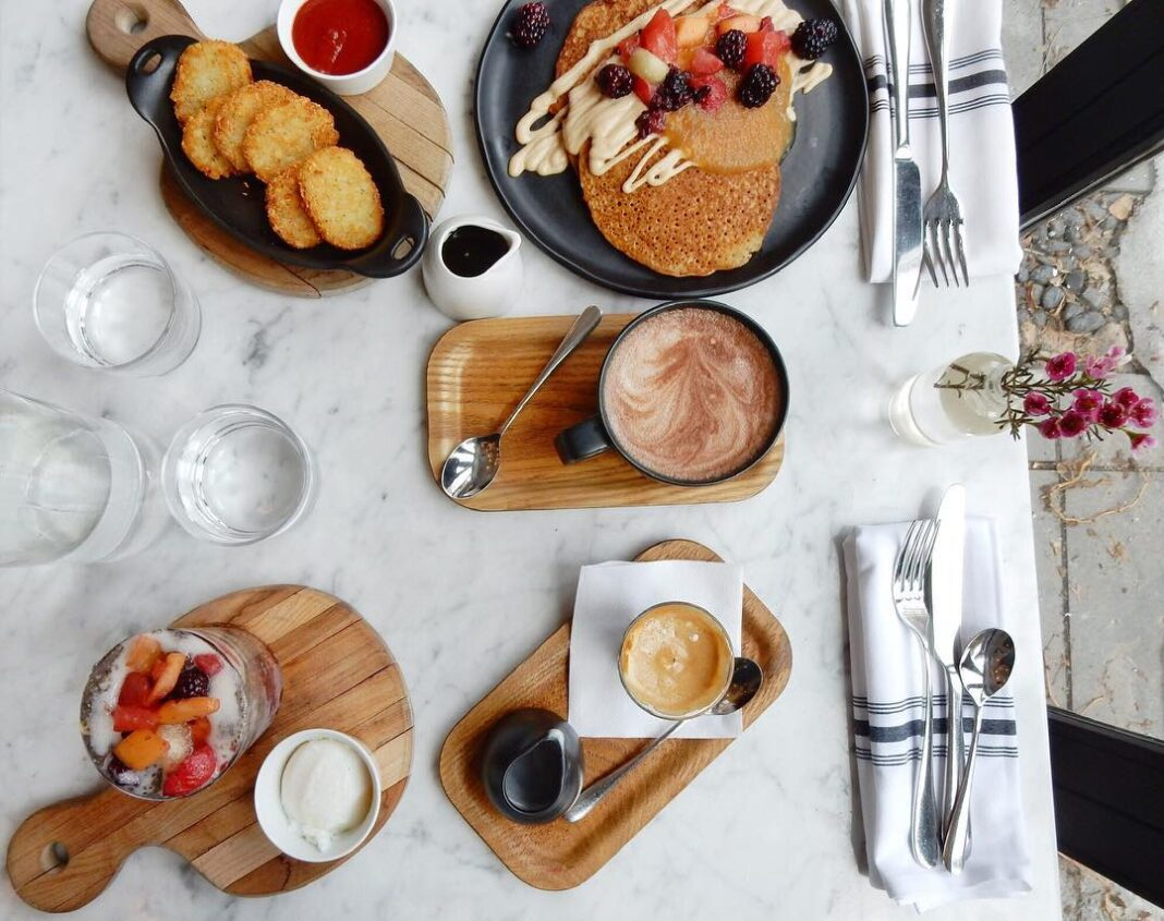 Where to Go for Easter Brunch in Montreal ⋆ Dine Magazine