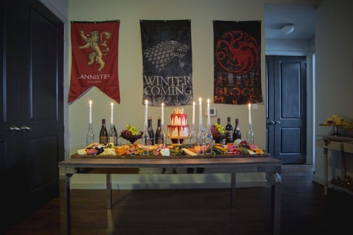 Epic Game of Thrones Party