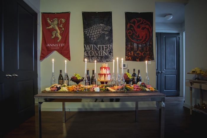 This Will Put Your Game Of Thrones Party Over The Top Dine Magazine