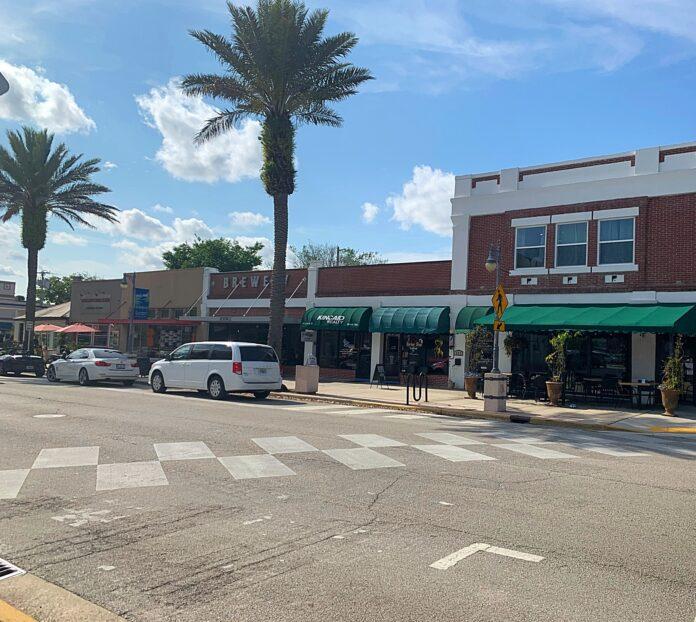 Canal Street, New Smyrna Beach