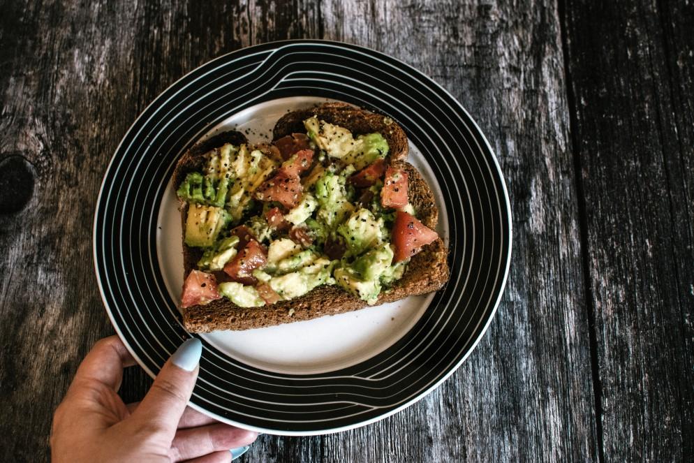 Avocado toast. Source: Pexels.