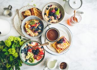 Vegan brunch. Source: Unsplash