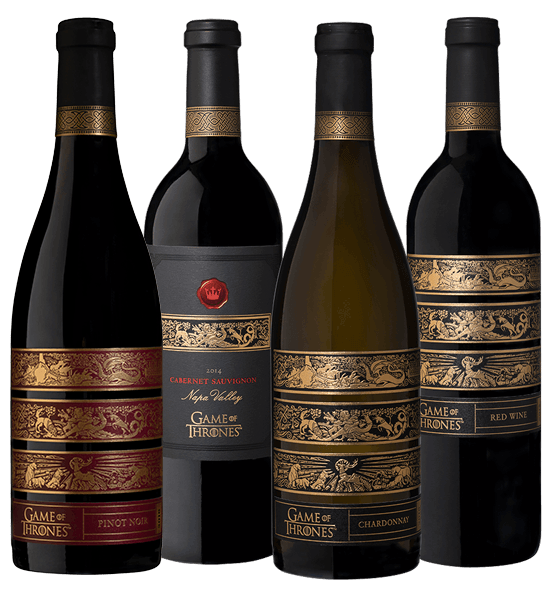 Everything You Need to Know About the Game of Thrones Wines ⋆ Dine Magazine