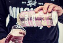Milkshake IPA from Muskoka Brewery