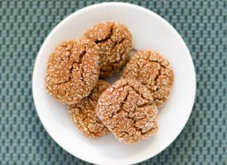 Tahini cookies. Source: Unsplash.