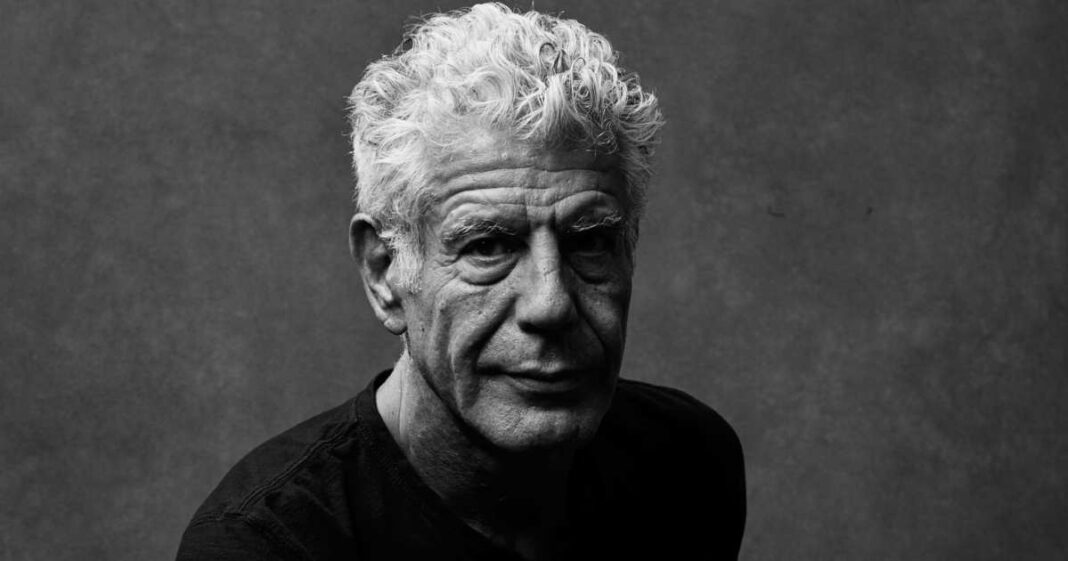 New Anthony Bourdain Book Remembers the Man, the Myth, the Legend ⋆ Dine Magazine