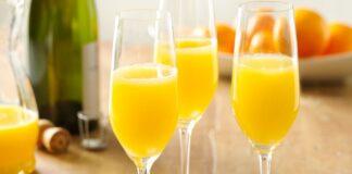 Bottomless Brunch Mimosas