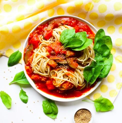 Convenience Food - Pasta Sauce