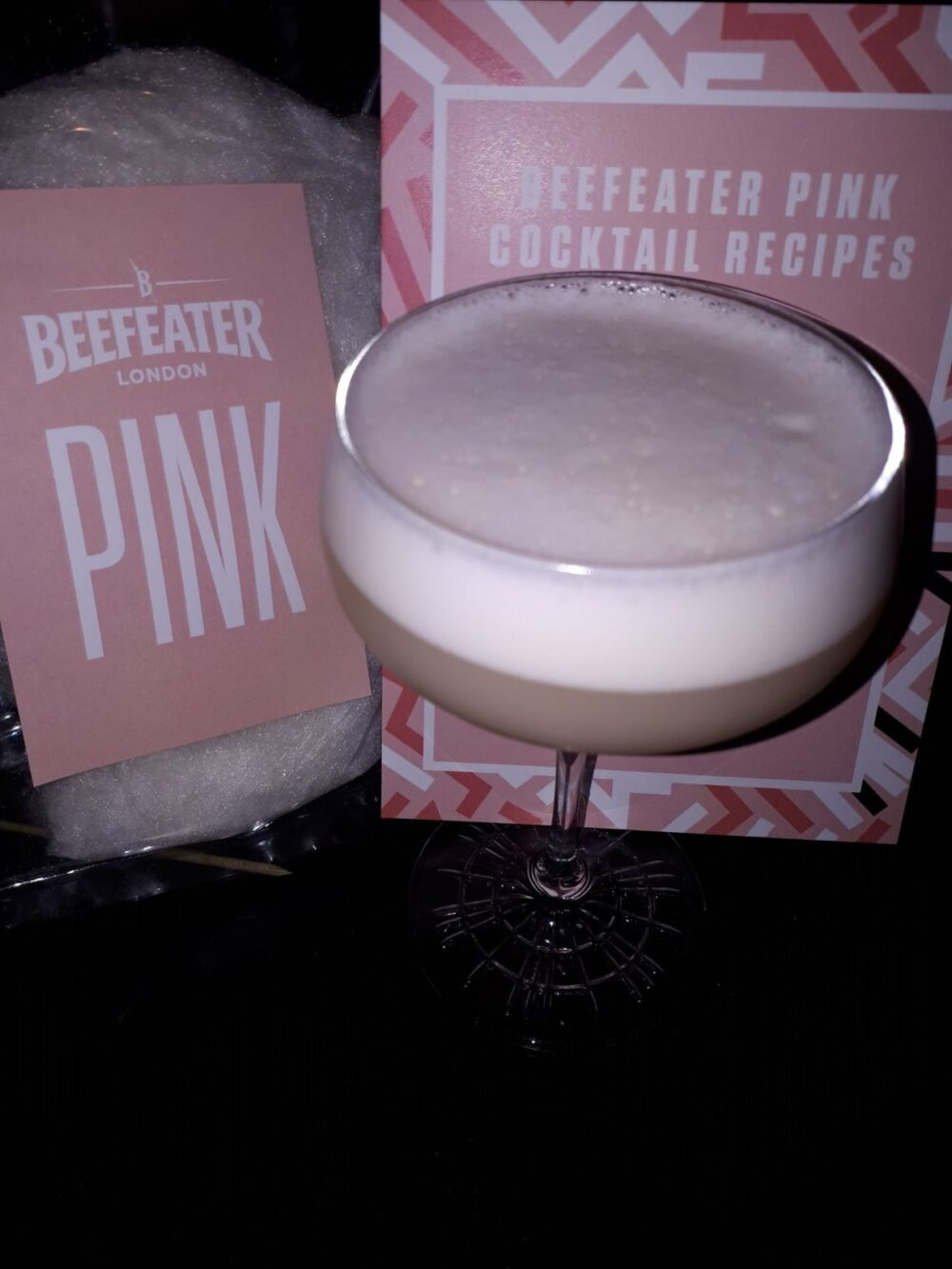 Beefeater Pink Cocktail