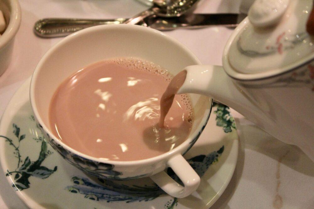 King Edward Hotel Afternoon Tea