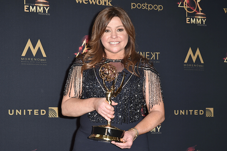 Racheal Ray 2019 Daytime Emmys