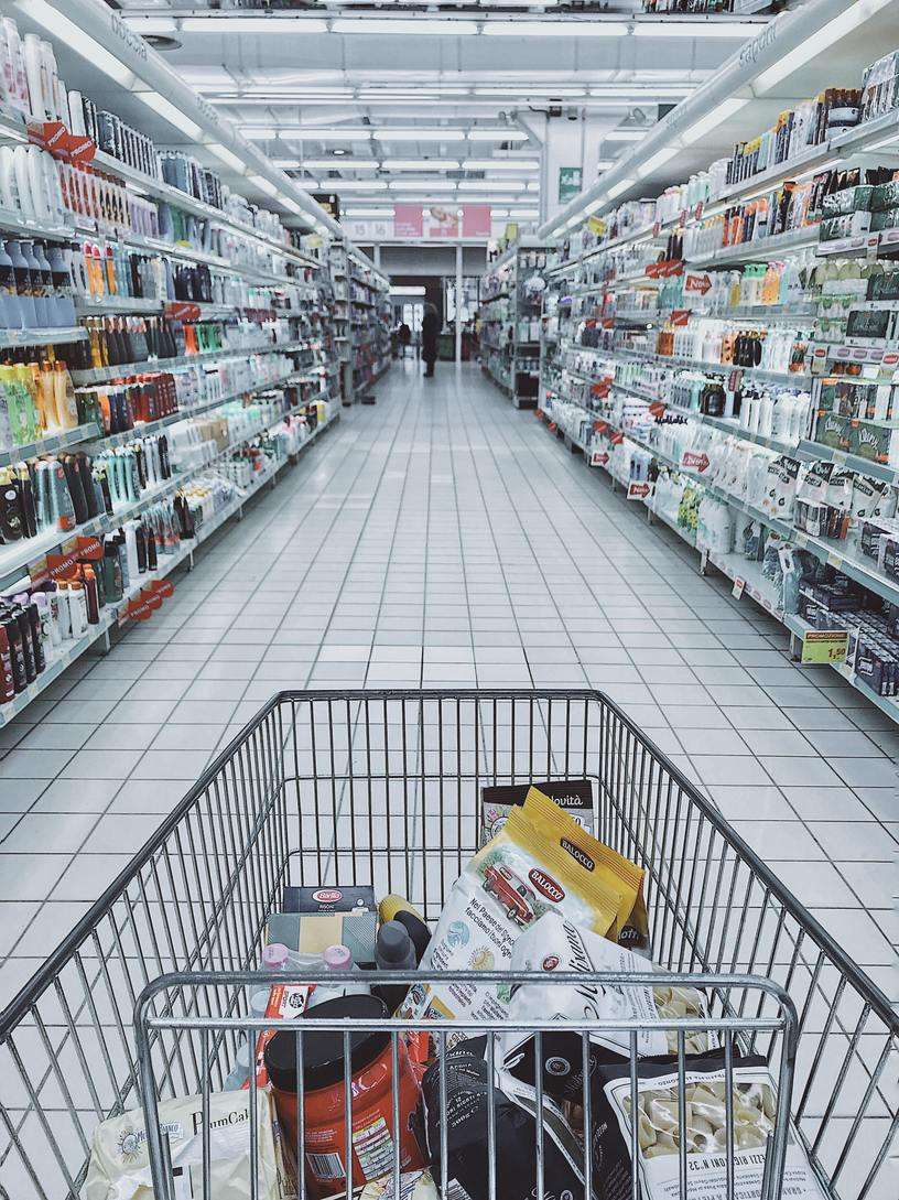 Zero waste food shopping. Source: Oleg Magni, Pexels