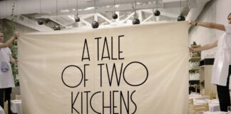 a tale of two kitchens