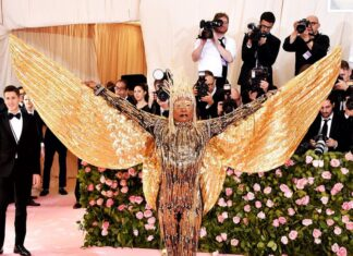 Billy Porter 2019 Met Gala