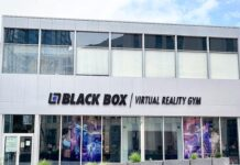 Black Box Virtual Reality Gym