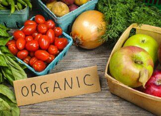Organic Food Items
