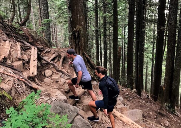 Grouse Grind, Hiking Around Vancouver