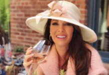 Lisa Vanderpump Wild Mushroom Soup Recipe