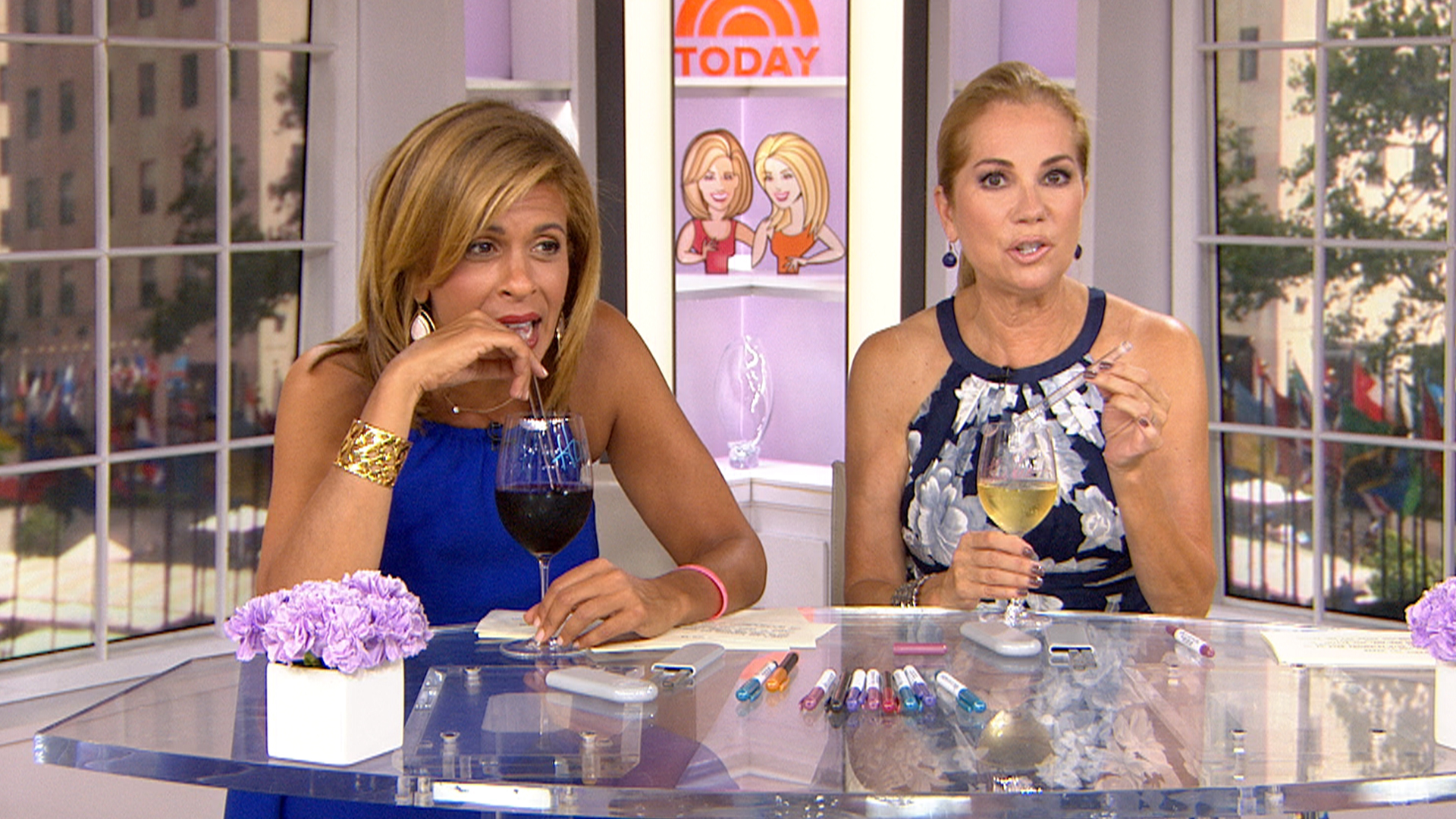 Wine on the Today Show