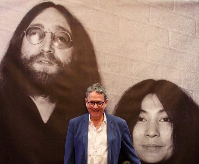 John and Yoko, Jerry Levitan