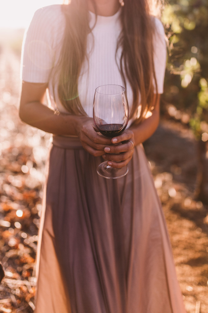 Wine Tasting Outfit Ideas