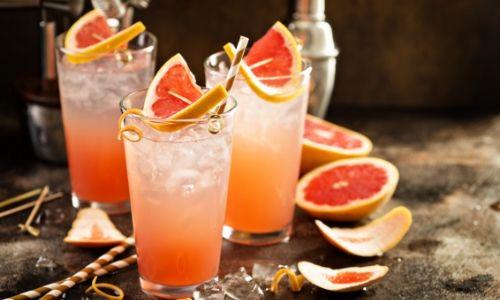 Grapefruit Collins
