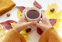Autum Tea Time
