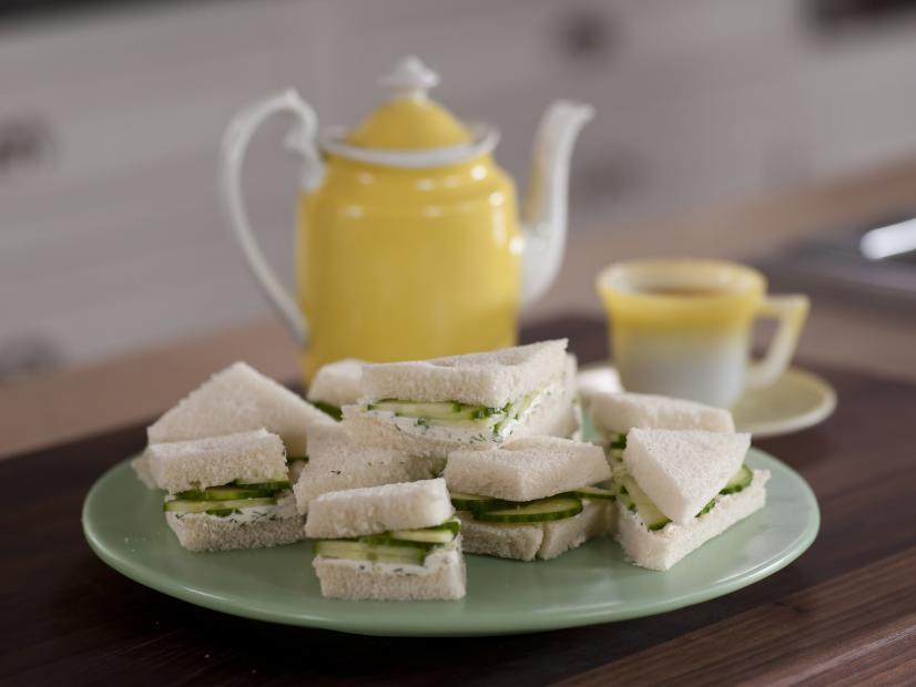 https://www.foodnetwork.com/recipes/melissa-darabian/cucumber-and-lemony-dill-cream-cheese-tea-sandwiches-recipe-2010396