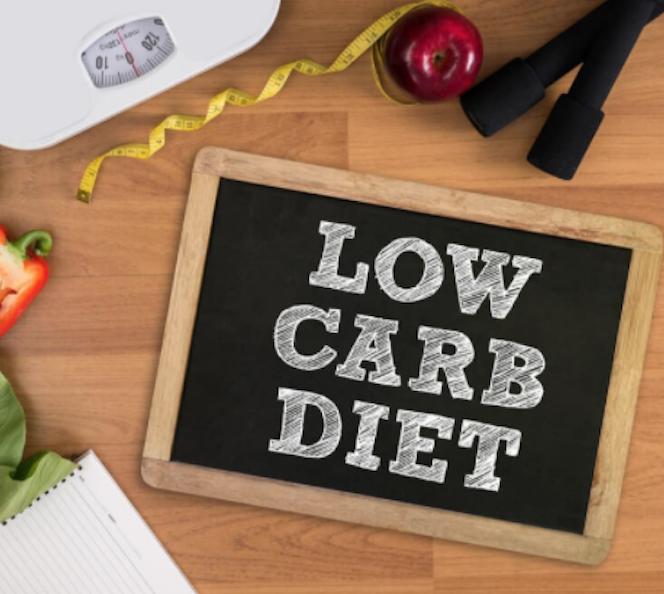 Low Carb Diet Image